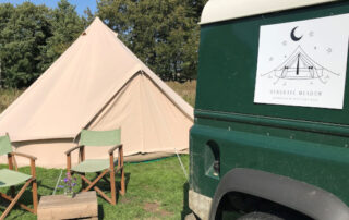 Hengrave Meadow - Glamping & Bell Tent Hire